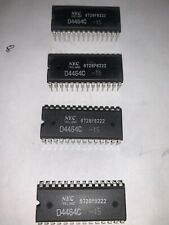 4 PCS NEC D4464C -15  INTEGRATED CIRCUIT IC New