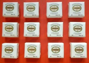 Amande Soap by L'Occitane Lot of 12   Ship by Priority Mail    Made in France