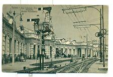 """ESPOSIZIONE INTERNAZ. TORINO 1911 """"Pilonetto - Mostra Ferroviaria"""" b"""