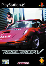 RIDGE RACER V - für die PS2 / PlayStation 2 ,TOP Spiel!