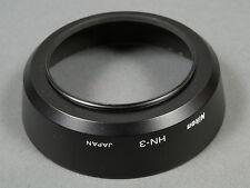 Nikon Metall-Geli HN-3 für for 1,4/ 2,0/2,8/35 u.55/2,8 usw!