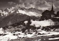 Alpes suisses - ZENEGGEN - par G. Schneiter - Thun (montagne)