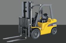 Scale 1:50 Static Model Forklift