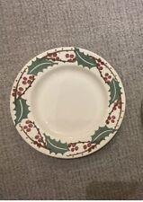 Emma Bridgewater Winterberry Holly 8.5 Inch Side Plate - Unused
