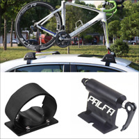 Universal Bike Car Quick-release Luggage Carrier Fork lock Alloy Roof Mount Rack