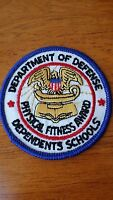 US Military Department of Defense Physical Fitness Award Uniform Patch