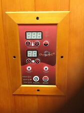 DYNAMIC SAUNA CONTROL BOX / PANEL
