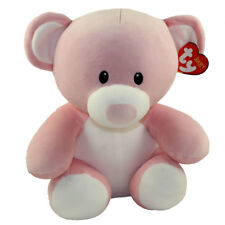 Baby TY - PRINCESS the Pink Bear (Large Size - 16 inch) - MWMTs BabyTy Plush Toy