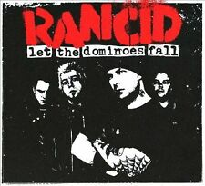 RANCID -LET THE DOMINOES FALL w/DVD expanded digipak casing SEALED free shipping