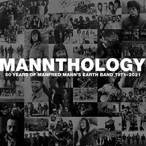 Manfred Mann's Earth Band - Mannthology (NEW 3CD)