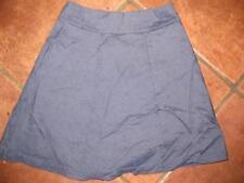 Denim Patternless Stretch, Bodycon Skirts for Women