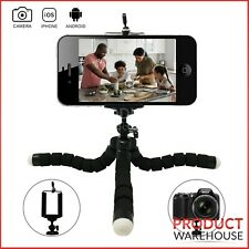 Universal Flexible Mini Octopus Stand Bracket Holder Tripod Digital Camera Phone