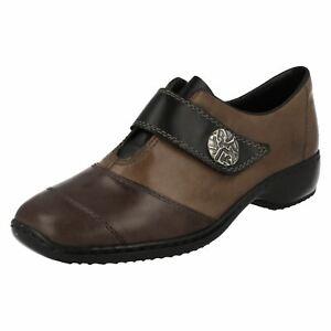 Rieker Ladies Casual Antistress Shoes - L3871