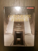 Fundamentals of Corporate Finance 9th Canadian Edition, Hardcover, Free Shipping