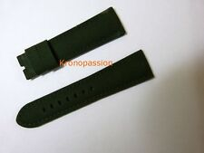 Panerai Green Canvas Strap for Luminor 47mm Long Size New !