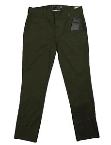 Hurley One and Only Chino Pants Dark Green