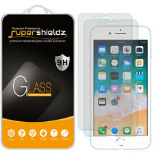 2X Anti-Glare Matte Tempered Glass Screen Protector for Apple iPhone 7 Plus