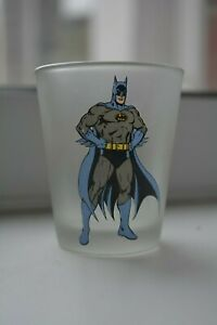 SHOT GLASS DC COMICS BATMAN