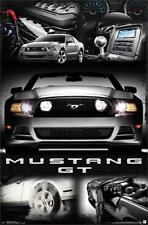 FORD MUSTANG GT POSTER 22x34 - SPORTS CAR 9580