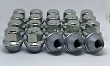 20 x Ford Galaxy/S-Max Wheel Nuts M14x1.5mm For OE Alloy Wheels