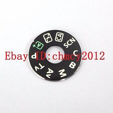 New Top Cover Function Dial Model Button Label for Canon EOS 70D Digital Camera