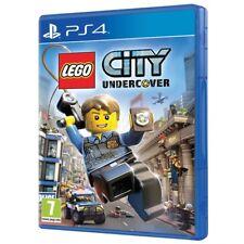 Ps4 jeu LEGO City Undercover Colis DHL Livraison rapide Neuf