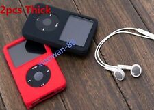 Thick New Silicone Skin Cover Case for iPod Classic 7th 160GB 6th 80GB 120GB