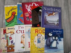 11  Childrens books bundle toddler to 8 years