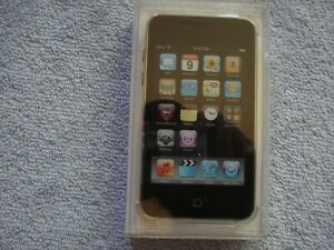 BRAND NEW Apple iPod Touch black 2nd Gen. 8GB, Model: A1288, Part #: MC086LL/A