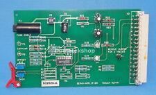 Toolex 632026-A Servo Amplifier Card