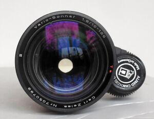* ZEISS Vario Sonnar MkII f1.8 10-100mm OPTEX SUPER 16 12-120mm - Arri Canon BM