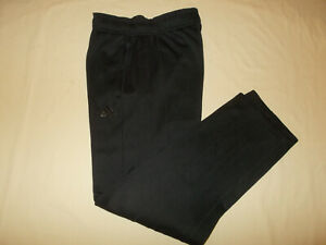 ADIDAS CLIMAWARM BLACK SWEATPANTS MENS SMALL EXCELLENT CONDITION