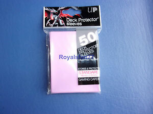 New Sealed Ultra PRO Deck Protector Sleeves Many Colors You Choose
