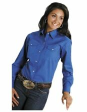Western Button Down Shirt Tops & Blouses for Women