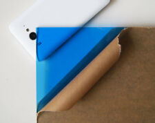 "Cell Cast Acrylic Plexiglass Light Blue Plastic Sheet 1/8"" X 8"" X 12"" AK260"