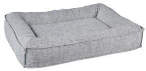 Bowsers Pet Bed Divine Futon Microlinen Microvelvet