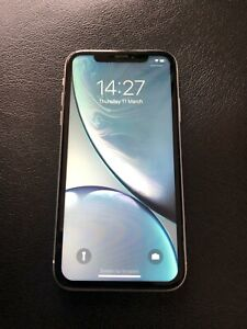 Apple Phone XR 64GB White Factory Unlocked Excellent Immaculate Mint Condition