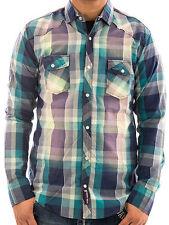 Figurbetonte Rusty Neal Herren-Freizeithemden & -Shirts aus Baumwolle