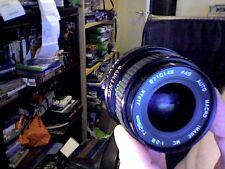 Image MC 28mm 1:2.8 Auto Camera Lens . Used & unboxed. For Minolta X-700