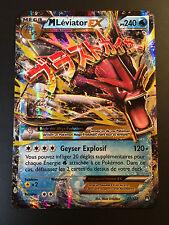 Carte Pokemon M LEVIATOR 27/122 Holo Mega EX XY9 Rupture Turbo NEUF Française