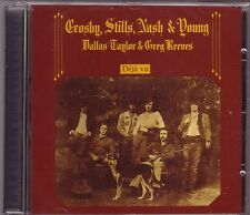 CD CROSBY STILLS NASH & YOUNG - Deja Vu (NEU! dig.rem. De ja David Stephen mkmbh