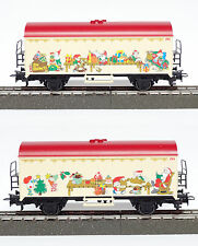 Märklin 4415.597 Weihnachtswagen 2014 beidseitig versch bedruckt H0 1:87 NEU OVP