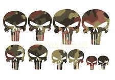 the Punisher Aufkleber skull Motorrad skull devil punisher decal mx motocross 3