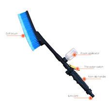 Lavage Souple Brosse Nettoyage Nettoyant Nettoyeur Brush Main Pour Voiture Auto