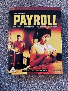 PAYROLL (BLU-RAY)