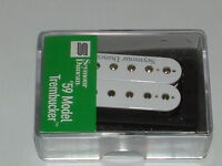 Seymour Duncan TB-59 '59 Model Trembucker WHITE Guitar Pickup New with Warranty