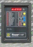 USED Square D 3020 CM-2350 PowerLogic Circuit Monitor 63230-204-106