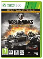World of Tanks Xbox 360 Very Good - PAL - 1st Class Delivery