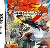 DS Metal Max 3 Japanese Ver.Nintendo Japan