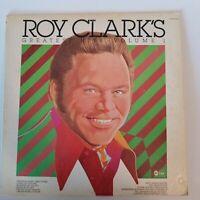 Roy Clark - Greatest Hits Volume 1 - 1975 (33 RPM  LP Vinyl  Record) tub6